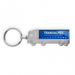 ZINC ALLOY KEY RING TRUCK...