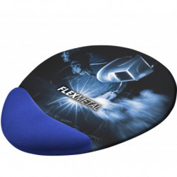 WRIST REST MOUSE PAD
