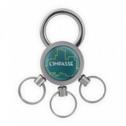 MULTIRING KEY RING