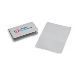 2 VIEW CARD HOLDER
