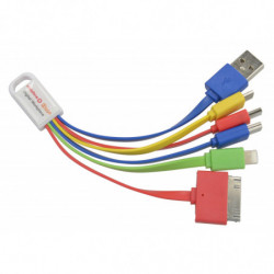 5 IN 1 USB CABLE