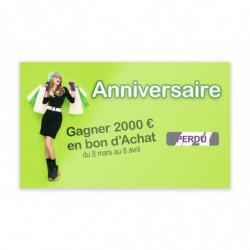 PAPER SCRAPING CARD