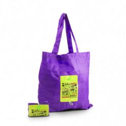 FOLDABLE SHOPPING BAG - SAPLPU