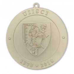 MEDAL AND CLIPBOARD -...