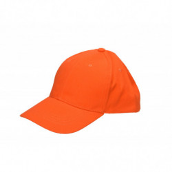 CAP 6 PANELS 255GSM